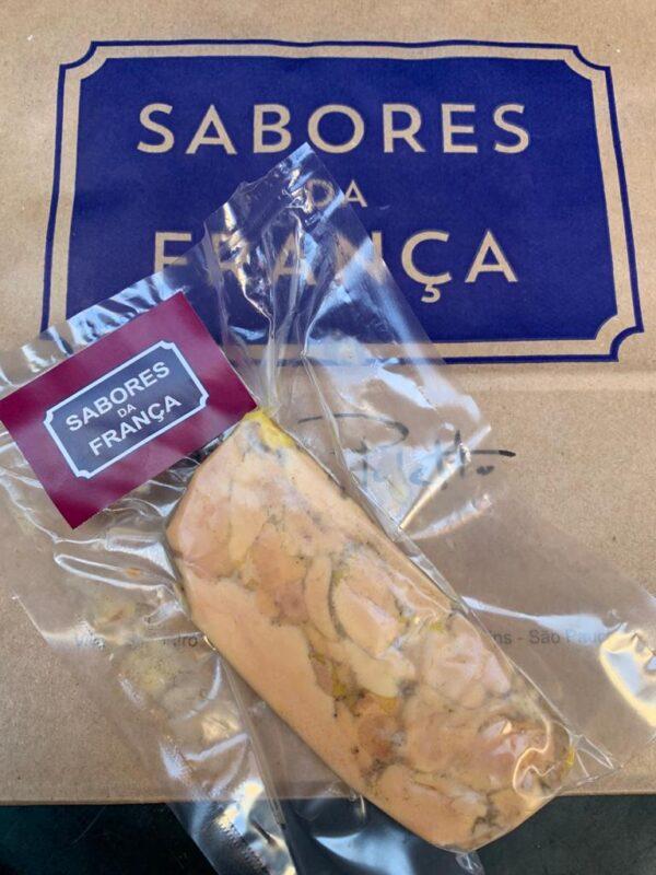 Terrine de foie gras ao Armagnac